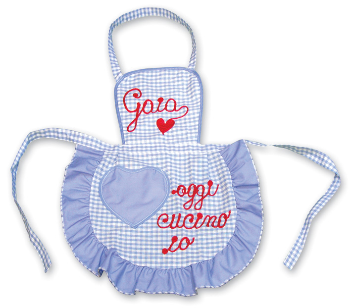Grembiuli da cucina per bambini personalizzati - Grembiuli da cucina ...